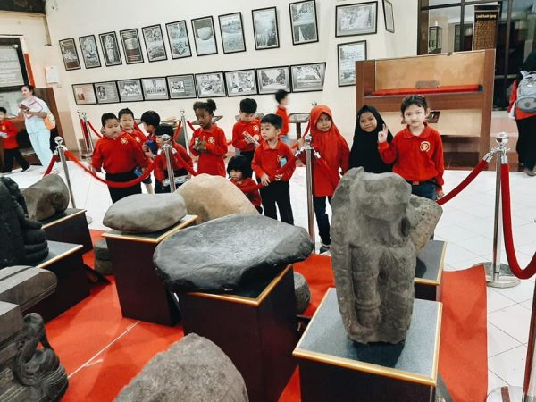 SSH goes to museum