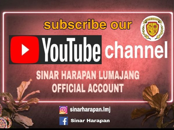 Sinar Harapan Official Youtube Channel is launching today!