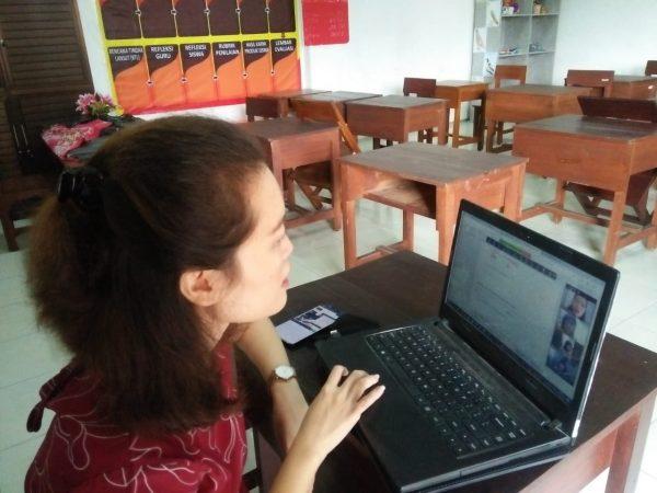 Adaptasi dengan Metode Pembelajaran Daring