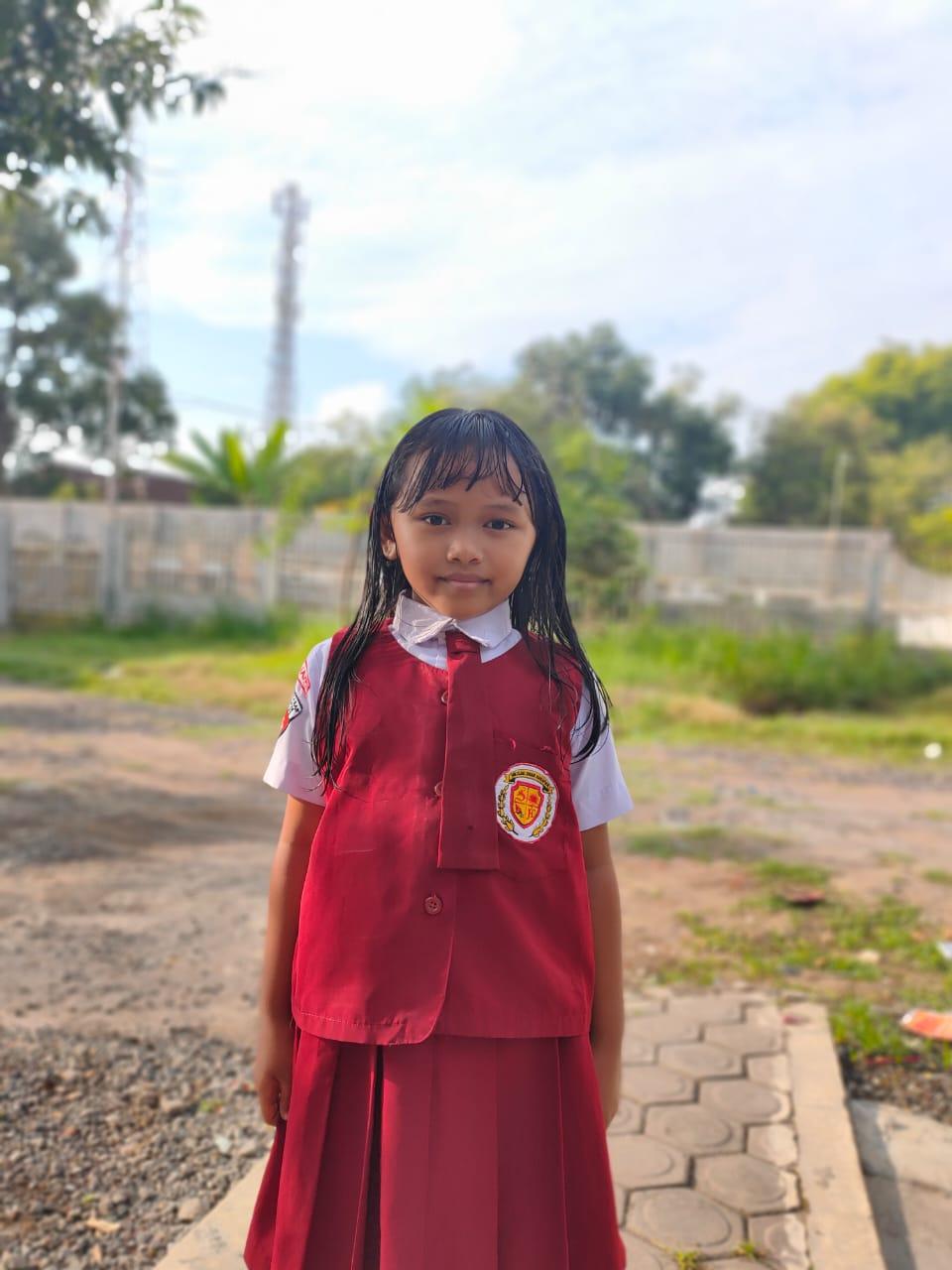 Gicella Krismianto (kelas 2)
