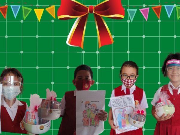 Perayaan Natal dan Kegiatan Keagamaan Virtual Ala SD Sinar Harapan