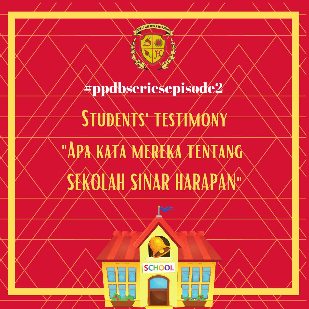 Students' Testimonial: Ini kata mereka tentang Sekolah Bahasa Sinar Harapan
