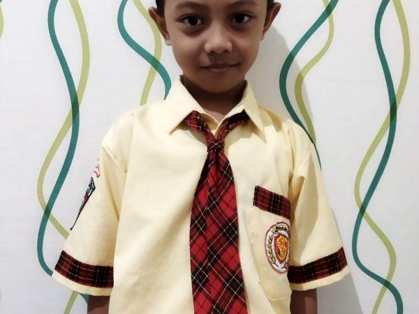 Evander  Clearesta(kelas 1)