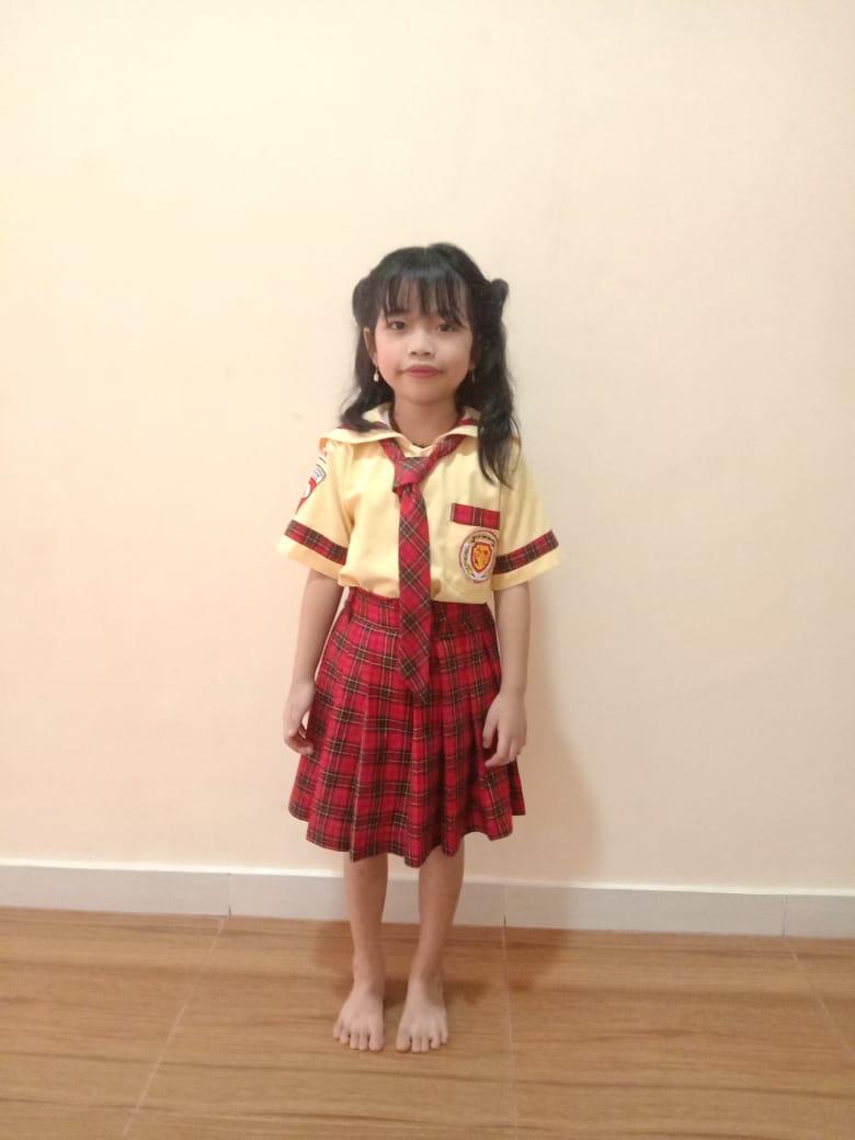 Angevin Janeta Orlin (Kelas 1)