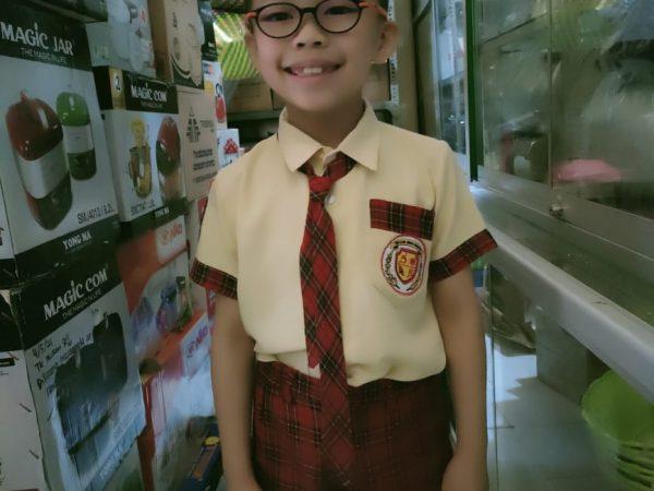 Richie Alvaro Sampurno (kelas 3)