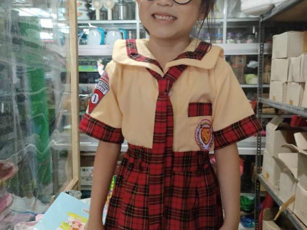 Reveka Sampurno (kelas 1)