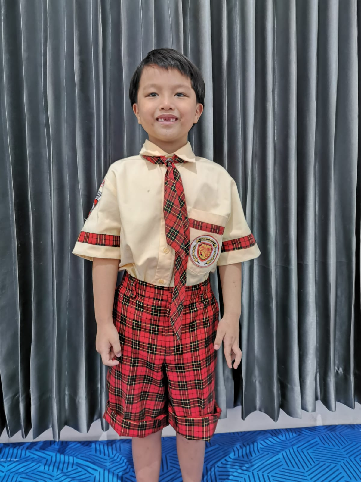 Nikholai Dimitri (Kelas 1)