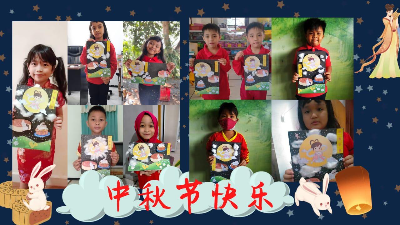 Perayaan ZhongQiuJie (中秋节) 2021 di SD Sinar Harapan